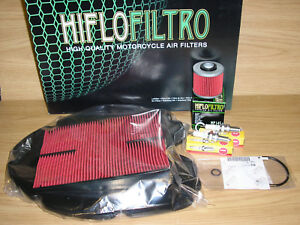 TDM900 Service Kit  TDM 900 02-11 Air Filter Oil Filter Spark Plugs & O-Rings
