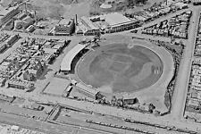 COLLINGWOOD Football Ground Victoria Park Aerial 1929 modern digital Postcard