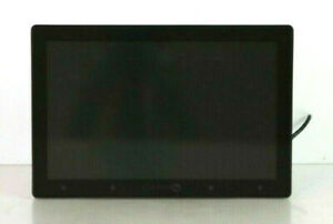"""MINT Control4 C4-TSWMC7-EG-BL InfinityEdge 7"""" In-Wall Touch Screen-Black 49"""