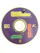 Hello Kitty Big Fun Deluxe/ Felix ToolBox/ Kerropi - PC/Mac CD ROM ONLY