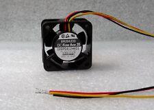 "Sanyo Denki 40mm x 20mm Fan 12V DC Bare 13"" Leads 109P0412H601 Made in Japan"