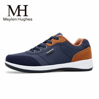 New Man Sport Shoes Men Autumn Light Outdoor Athletic Comfortable Breathable Man