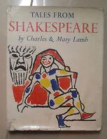 TALES FROM SHAKESPEARE CHARLES E LAMB SVOLINSKY 1964