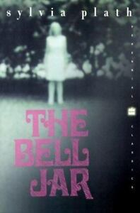 THE BELL JAR by Sylvia Plath a CLASSIC paperback book FREE USA SHIPPING