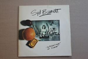 Syd Barrett - The Madcap Laughs and Barrett  DLP VG+/VG EMI Harvest SHDW 404
