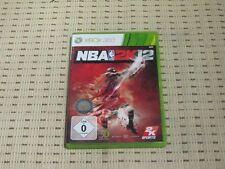 NBA 2K12 für XBOX 360 XBOX360 *OVP*