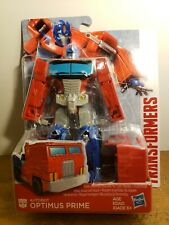 Transformers Autobot Optimus Prime Hasbro Transformer Figure Toy New