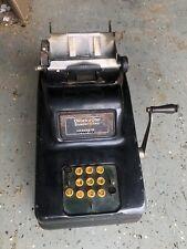 Vintage Underwood Adding Machine Collectible Cash Register