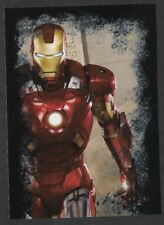 MARVEL - THE AVENGERS - STICKER COLLECTION - No 12 - IRONMAN - By PANINI