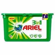 Ariel 3-in-1 Washing Pods Original Laundry Liquid Capsules 38 Washes