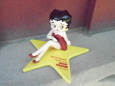 MIB 1993 BETTY BOOP MGM GRAND porcelain statue figure STAR w/BOX (S18)
