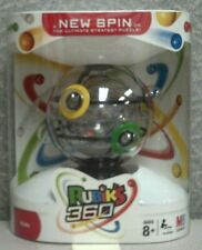 RUBIK'S 360 PUZZLE GAME - MB GAMES - BY HASBRO