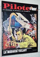 PILOTE EO N°479 09/01 1969 PILOTORAMA MASAIS LUCKY LUKE JESSE JAMES TANGUY GREG