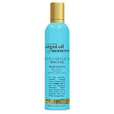 OGX ORGANIX Renewing Argan Oil of Morocco Voluminous Hair Mousse 8oz (4989)