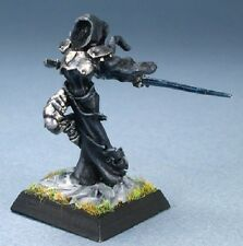 Nivar Necropolis Hero Reaper Miniatures Warlord Undead Wraith Fighter Melee RPG