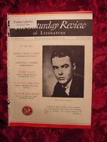 Saturday Review January 4 1936 JAMES GOULD COZZENS ELMER DAVIS