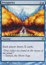 Prosperity (Gedeihen) Commander 2013 Magic