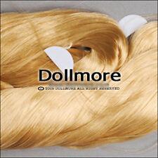 [Saran] Bjd Ooak 30gram(1 oz) Saran Hair - 0736 (Orange blonde)