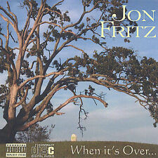 Fritz, Jon : When Its Over CD