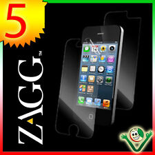 Pellicola originale ZAGG invisibleSHIELD Full Body p Apple iPhone 5 5S SE