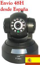 Camara IP WIFI Inalámbrica H264 Motorizada CCTV Seguridad H.264