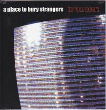 """A Place To Bury Strangers In Your Heart / Strictly Looks RARE 7"""" vinyl (SEALED)"""