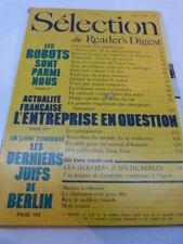 selection du reader's digest , N°431 , JANVIER   1983 (cai104)