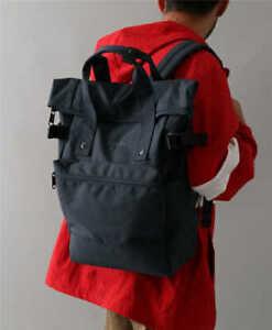 Japanese Anello Large Capacity Multiple Pockets Unisex Rucksack Student Backpack