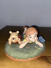 1999 Lim Ed Winnie The Pooh What i like best is just being with you figure