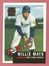 WILLIE MAYS 1997 Topps Reprint #3 Giants (1953 Topps)