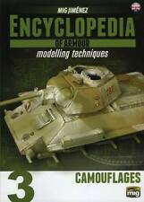Encyclopedia of Armour Modelling Techniques Vol.3 - Camouflage