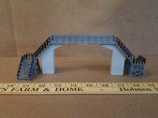 Aurora Heljan Overhead Switchback Foot Bridge HO Scale Slot Car/Model Train Set