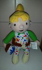 BOB THE BUILDER - PAINTER WENDY  Plush Toy Doll 22cm tall