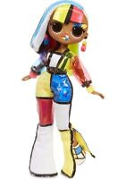 New LOL Surprise OMG LIGHTS Angles Fashion Doll With 15 Surprises IN HAND