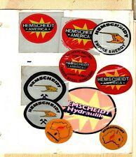 New listing 10 Different Nice Australia Hemscheidt Coal Mining Stickers # 765