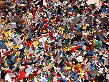 Two Pounds  Legos with 2 Bonus MINIFIGURES Random figures Star Wars Ninjago etc