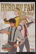 "JAPAN Tiger & Bunny: The Rising Official Mook ""Hero TV Fan -The Rising-"""