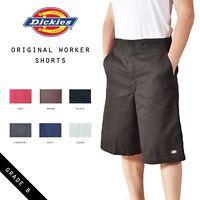 Vintage Dickies Original Hemmed Trouser Worker Shorts Grade B 28,29,30,31,32,33,