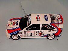 Ford Escort RS Cosworth Group A #3 1000 MIGLIA 1995 OTTO MOBILE OT204 1:18