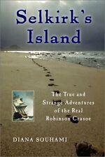 Selkirks Island: The True and Strange Adventures