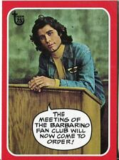 Topps 75th Anniversary Base Card 67 Welcome Back, Kotter