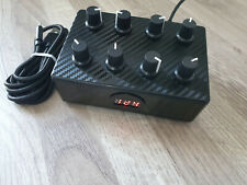 Usb and Din custom Midi Controller with 8 programable knob's DAW control SYNTH