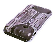 Hülle f Sony Xperia tipo ST21i Schutzhülle Tasche Case Cover Ghettoblaster Radio