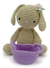 Hardicraft DIY Crochet Kit - Easter Bunny
