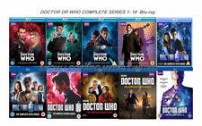 DOCTOR WHO COMPLETE SERIES 1-10 Blu-ray Season 1 2 3 4 5 6 7 8 9 10 UK NEW