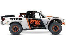 Traxxas 85076-4 FOX Unlimited Desert Racer 4WD RC Truck Justin Lofton UDR - NEW!
