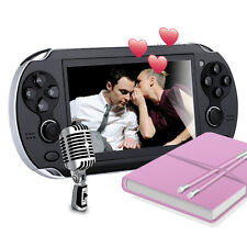 Handheld Game Player Portable Video Game Console 4.3'' LCD Retro PVP 32Bit Games