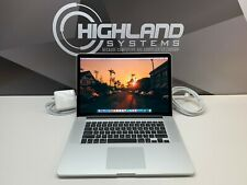 MACBOOK PRO 15 | RETINA | 3.2GHz i7 QUAD CORE | 16GB RAM | 2TB SSD | WARRANTY