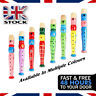 Baby Toddler Educational Toys Kids Musical Instrument Wooden Flute Whistle Toy C