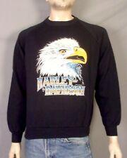 vintage 80s 90s NWOT unworn Holoubek 1990 Harley Davidson Sweatshirt Eagle sz L
